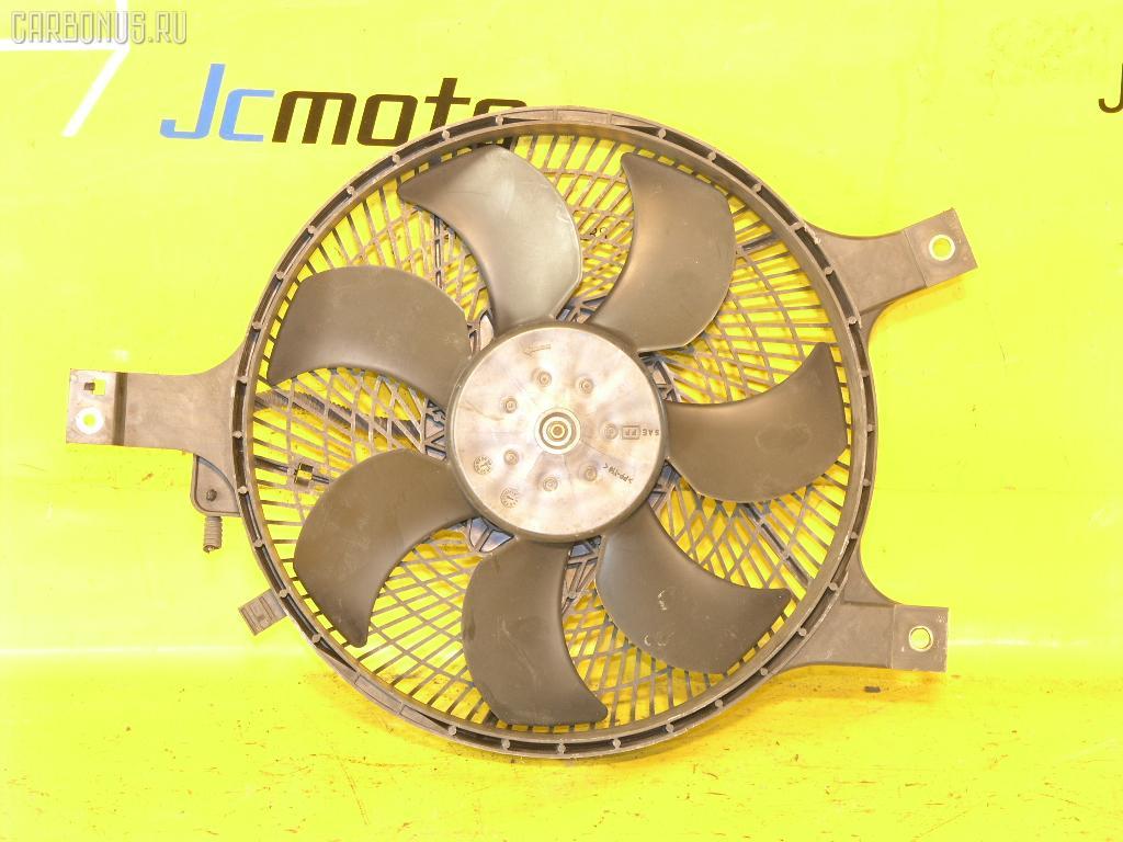 Вентилятор радиатора кондиционера NISSAN LAUREL GC35 RB25DE. Фото 1