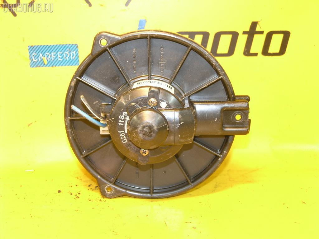 Мотор печки MITSUBISHI DIAMANTE F31A. Фото 5