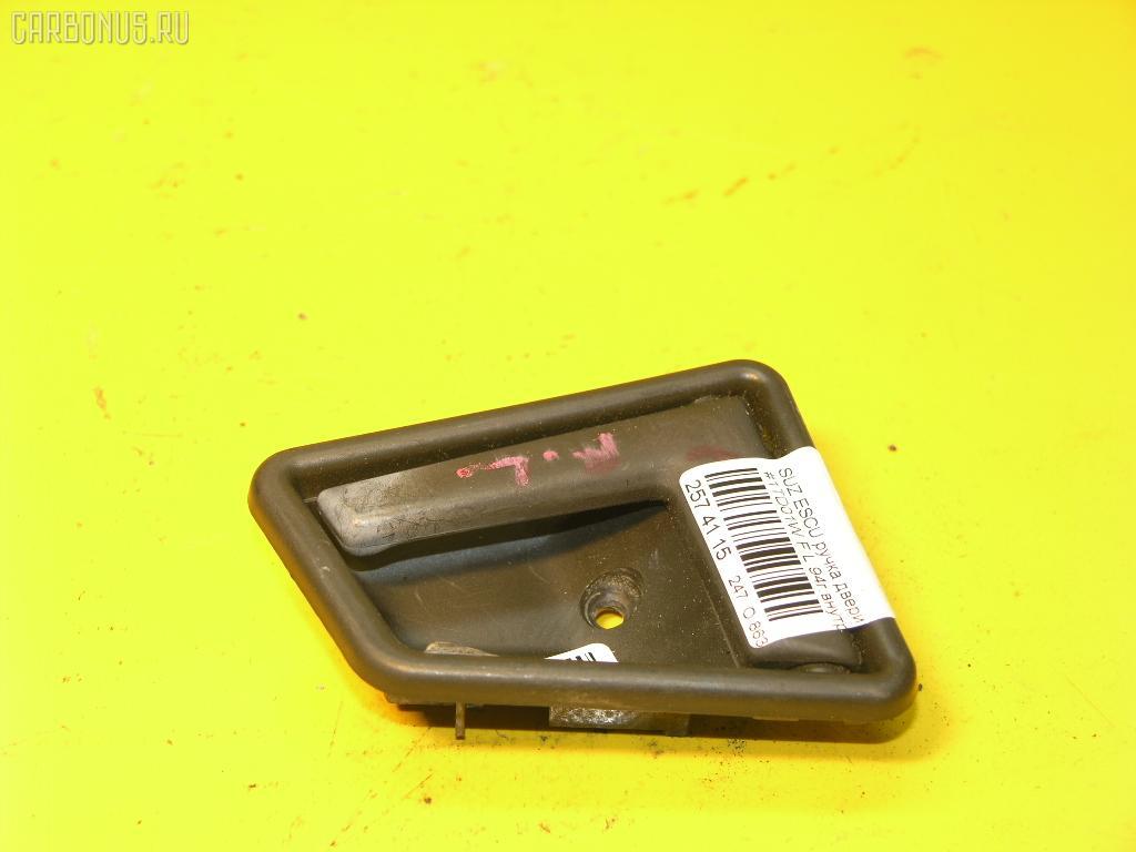 Ручка двери SUZUKI ESCUDO TD01W. Фото 1