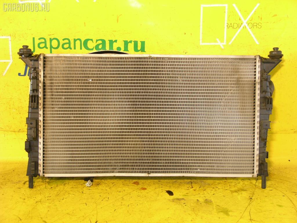 Радиатор ДВС FORD FOCUS II WF0AOD AODA. Фото 1