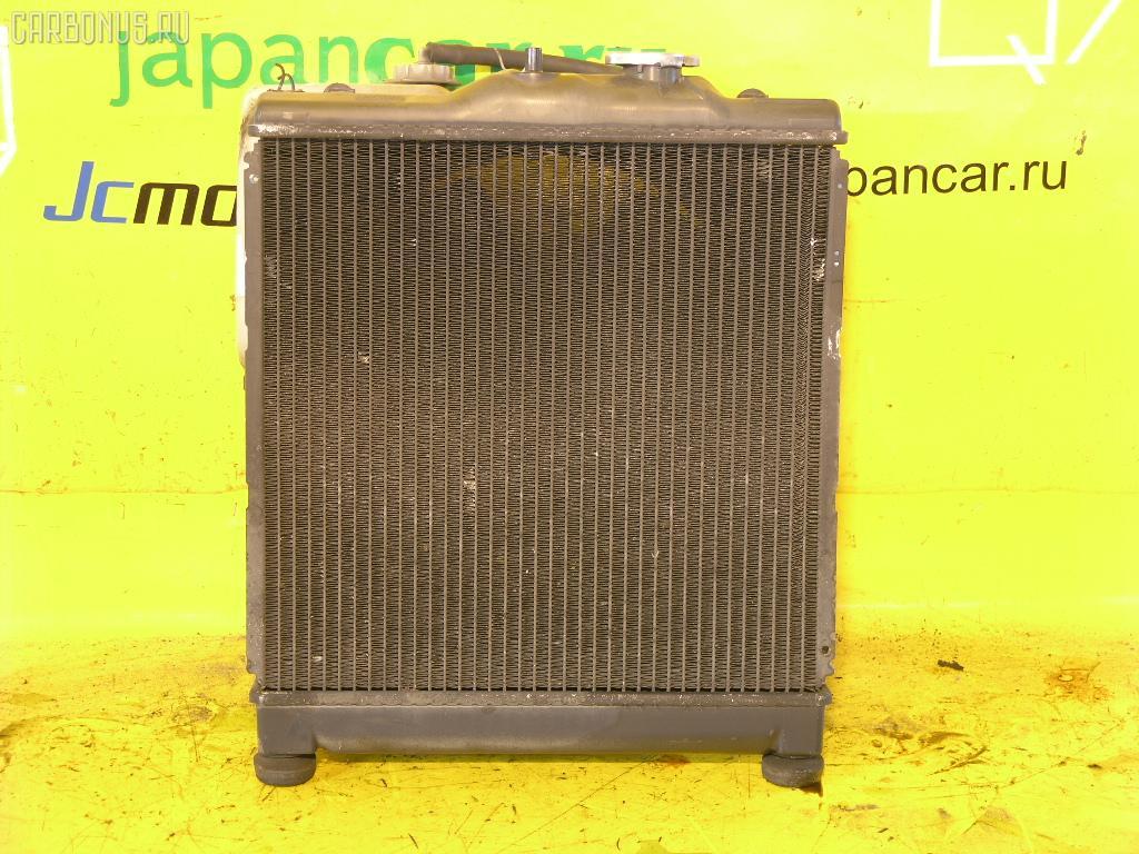 Радиатор ДВС HONDA HR-V GH3 D16A. Фото 2