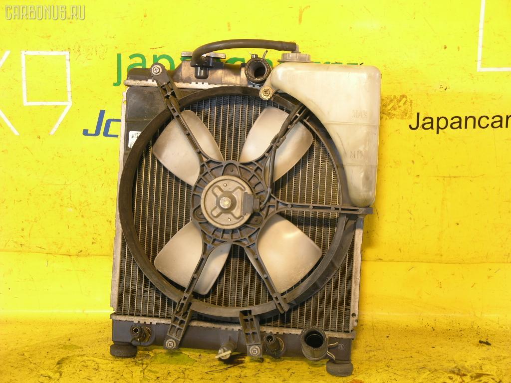 Радиатор ДВС HONDA HR-V GH3 D16A. Фото 3