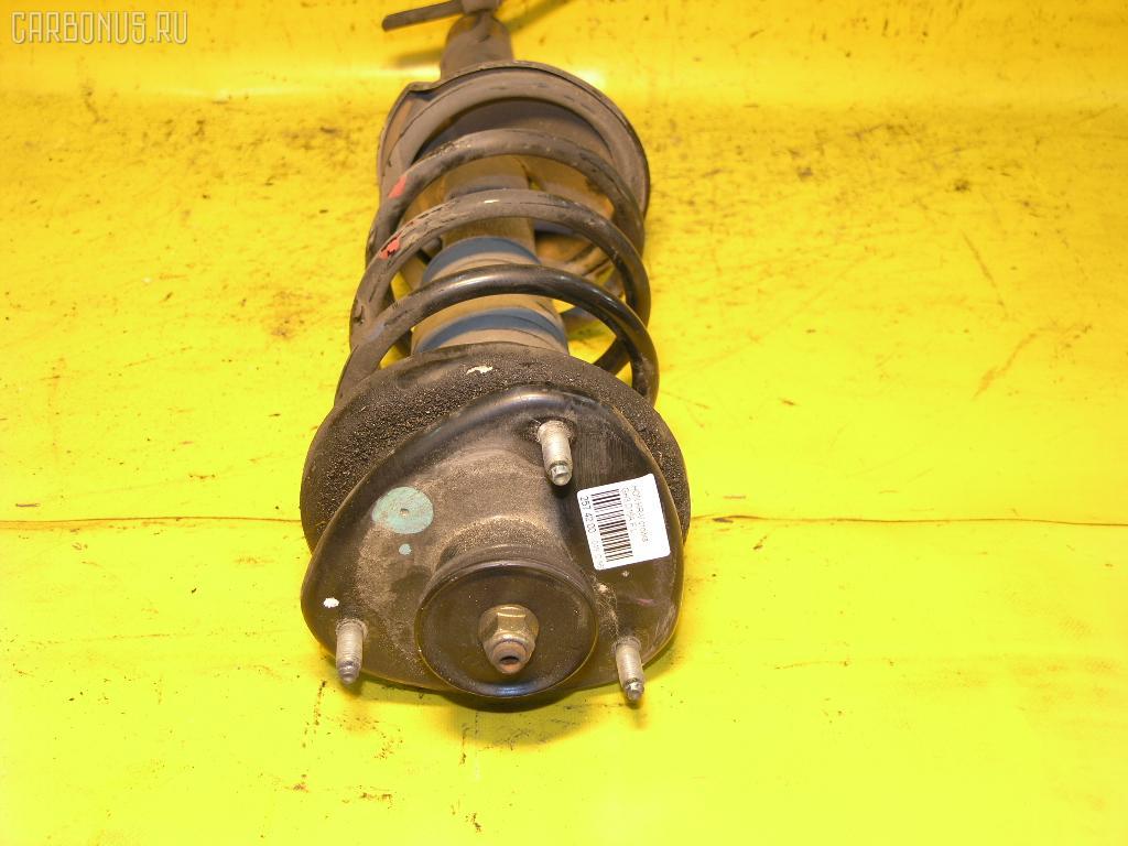 Стойка амортизатора HONDA HR-V GH3 D16A. Фото 8