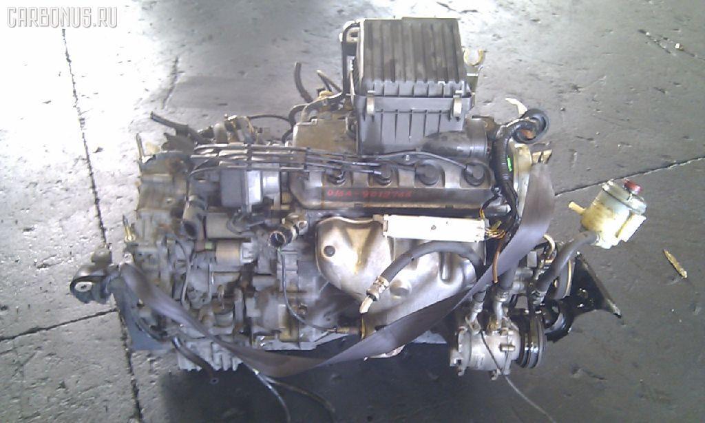 Двигатель HONDA HR-V GH3 D16A. Фото 1