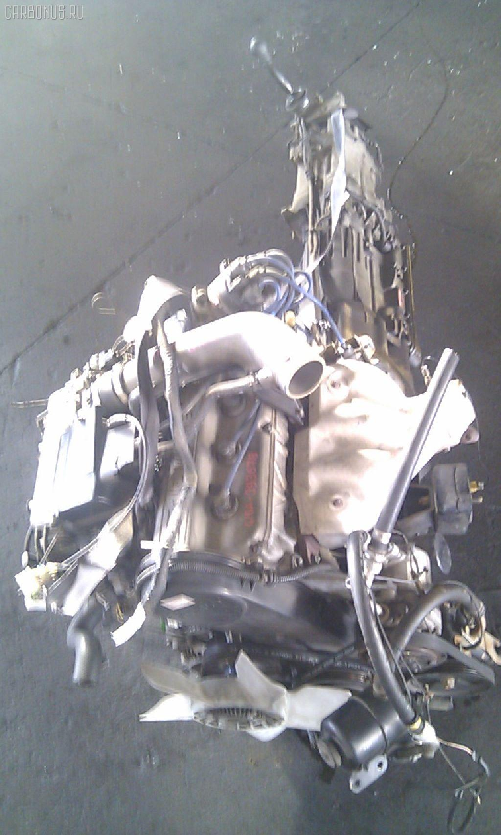 Двигатель SUZUKI ESCUDO TD01W G16A