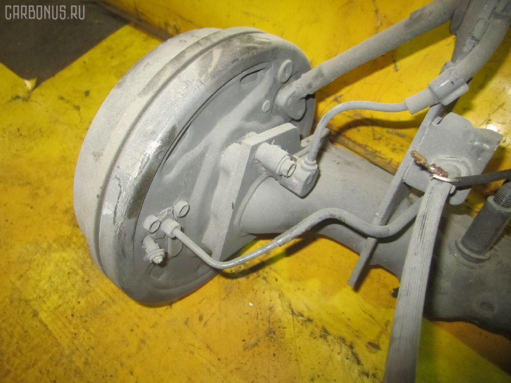 Балка подвески TOYOTA RAUM EXZ10 5E-FE. Фото 2
