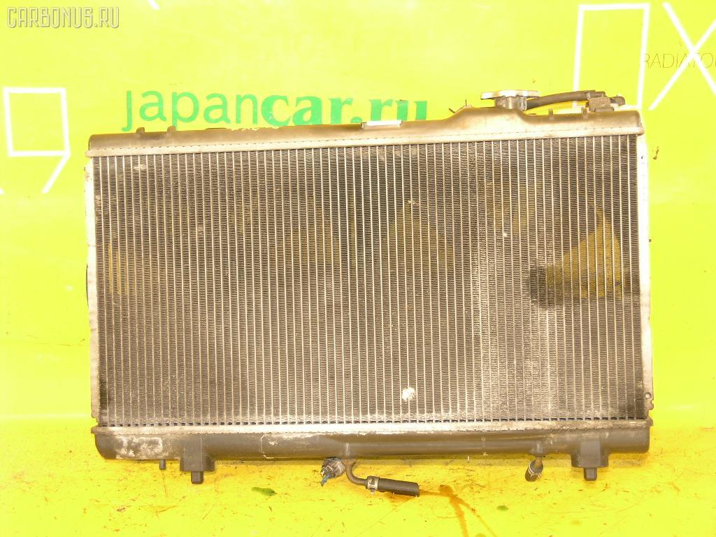 Радиатор ДВС TOYOTA RAUM EXZ10 5E-FE. Фото 1