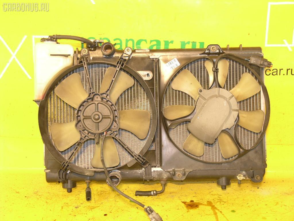 Радиатор ДВС TOYOTA RAUM EXZ10 5E-FE. Фото 2