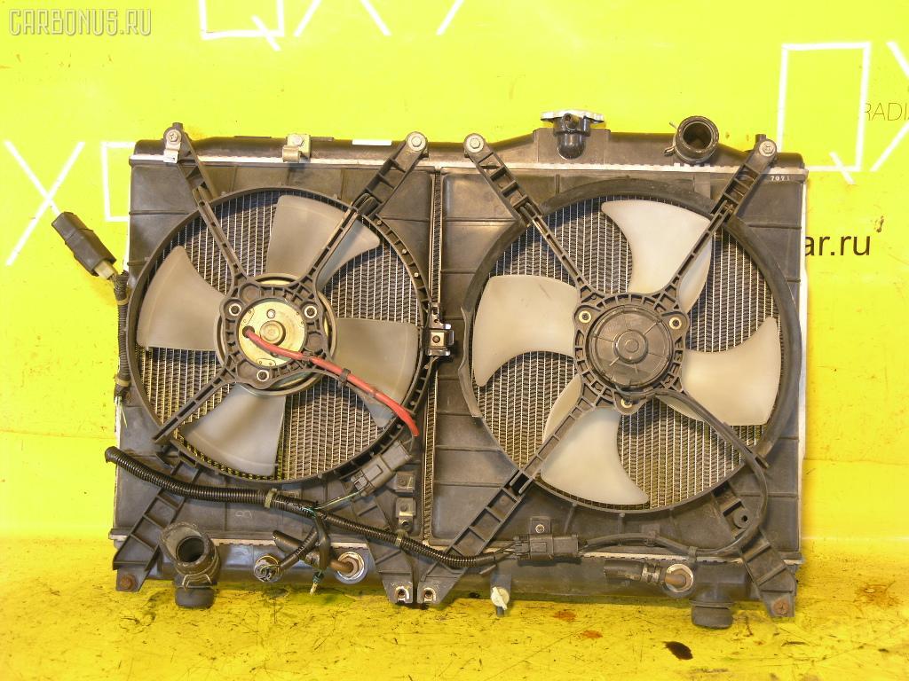 Радиатор ДВС HONDA UA1 G20A. Фото 7