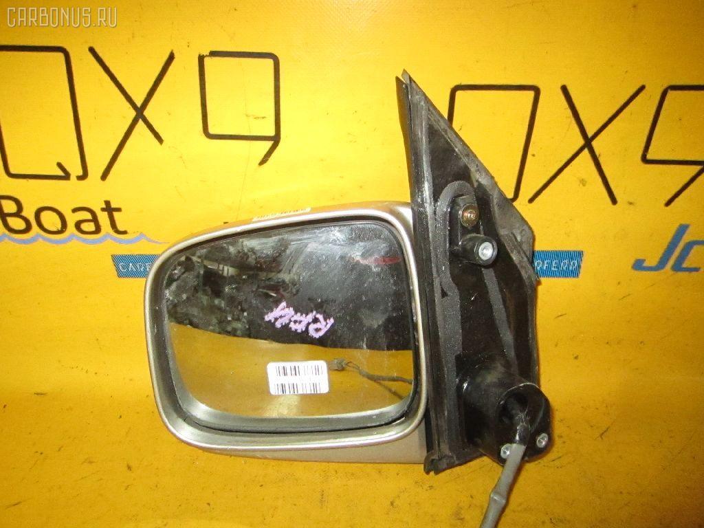 Зеркало двери боковой HONDA STEP WGN RF4. Фото 5