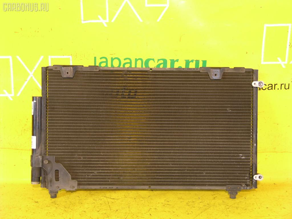 Радиатор кондиционера HONDA STREAM RN1 D17A. Фото 5