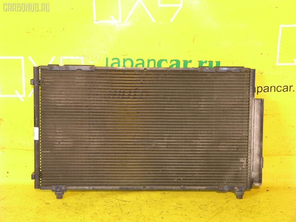Радиатор кондиционера HONDA STREAM RN1 D17A. Фото 6