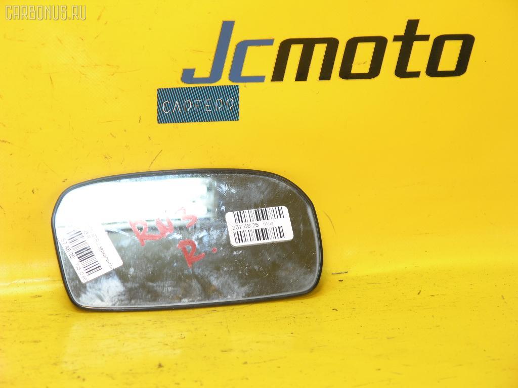Зеркало-полотно HONDA STREAM RN3. Фото 7