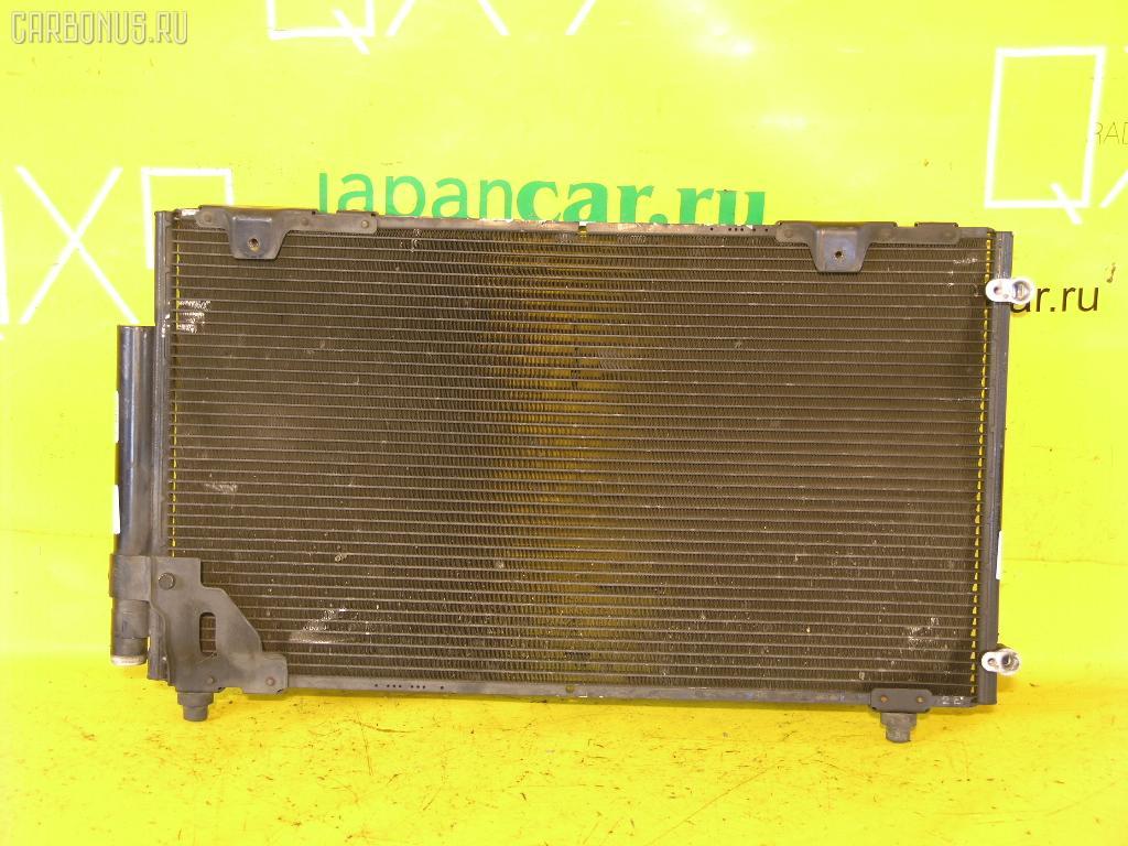 Радиатор кондиционера HONDA STREAM RN1 D17A. Фото 8