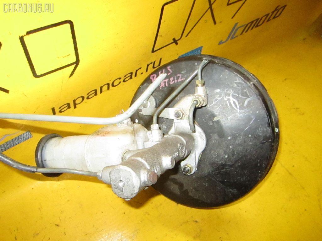 Главный тормозной цилиндр TOYOTA CARINA AT212 5A-FE. Фото 6