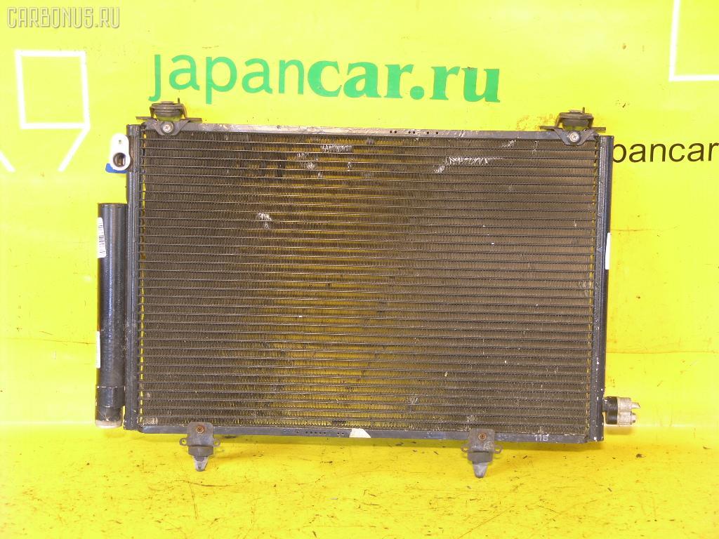 Радиатор кондиционера TOYOTA PLATZ SCP11 1SZ-FE. Фото 3