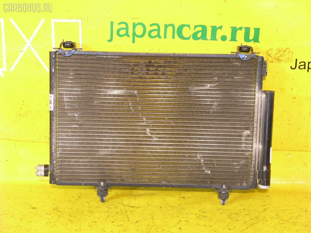 Радиатор кондиционера TOYOTA PLATZ SCP11 1SZ-FE. Фото 4