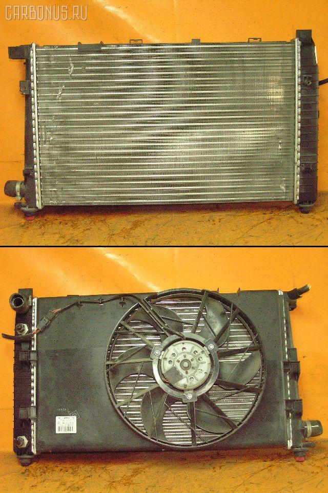 Радиатор ДВС MERCEDES-BENZ A-CLASS W168.133 166.960. Фото 1