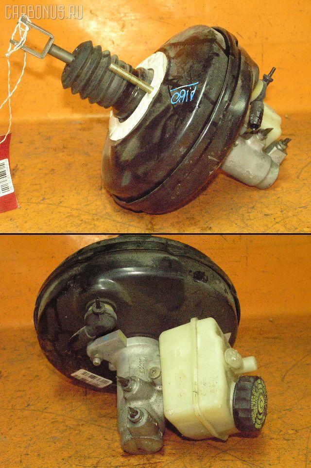 Главный тормозной цилиндр MERCEDES-BENZ A-CLASS W168.133 166.960 Фото 1