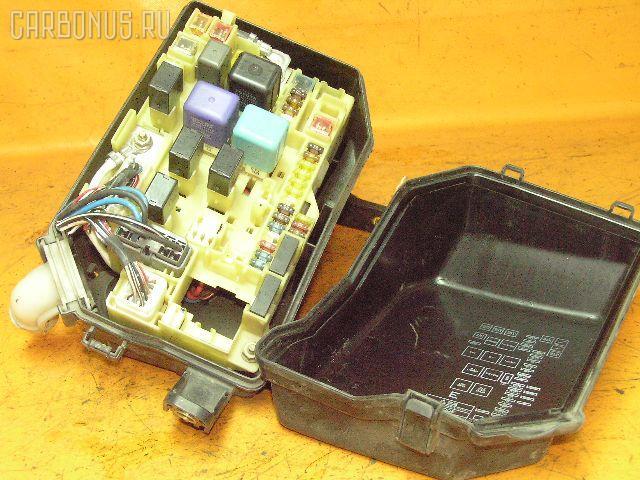 Блок предохранителей TOYOTA CROWN GS151 1G-FE. Фото 1