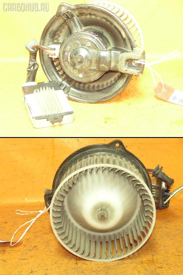 Мотор печки TOYOTA CROWN MAJESTA UZS155. Фото 10