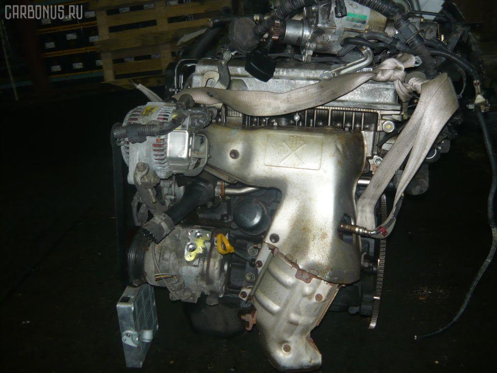 Двигатель TOYOTA GAIA SXM15G 3S-FE. Фото 9