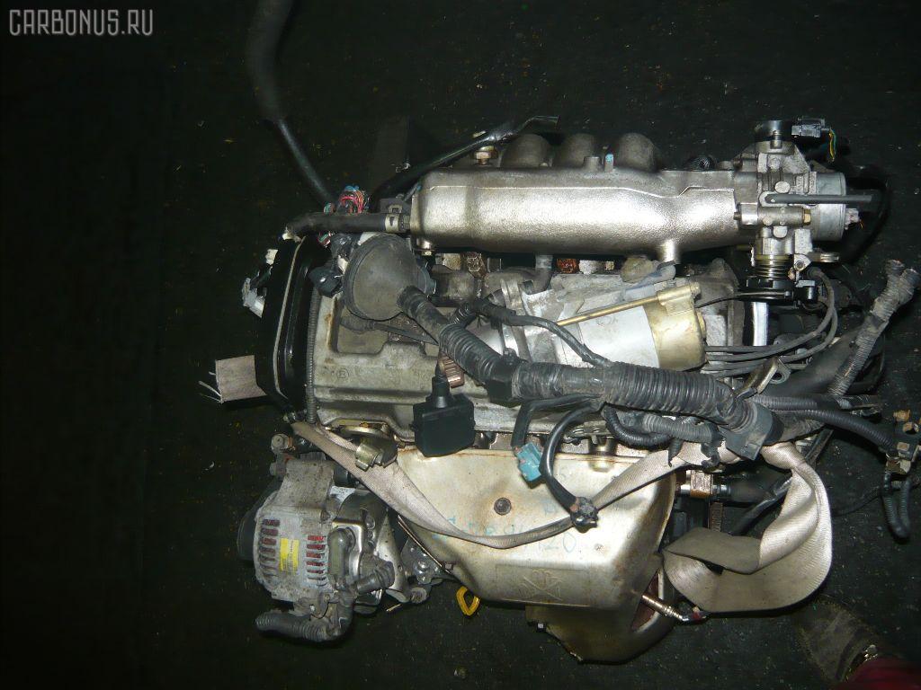 Двигатель TOYOTA IPSUM SXM15G 3S-FE. Фото 11