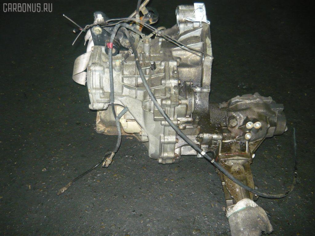 КПП автоматическая TOYOTA GAIA SXM15G 3S-FE. Фото 9