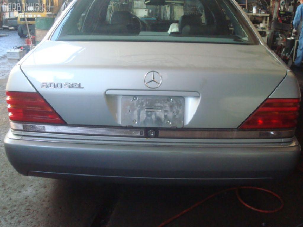 Крышка багажника MERCEDES-BENZ S-CLASS W140.056 Фото 3