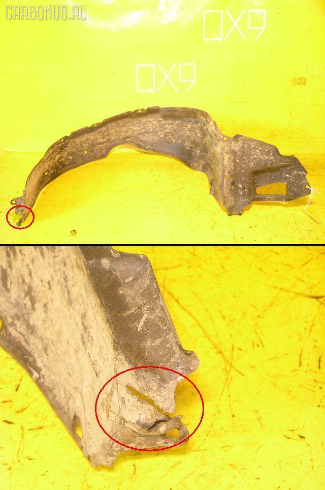 Подкрылок TOYOTA COROLLA FIELDER NZE121G 1NZ-FE. Фото 2