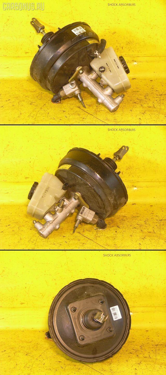Главный тормозной цилиндр TOYOTA CROWN JZS155 2JZ-GE. Фото 4