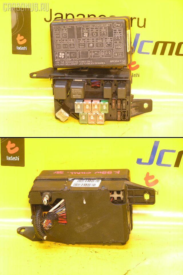 Блок предохранителей MITSUBISHI CHALLENGER K99W 6G74 Фото 1