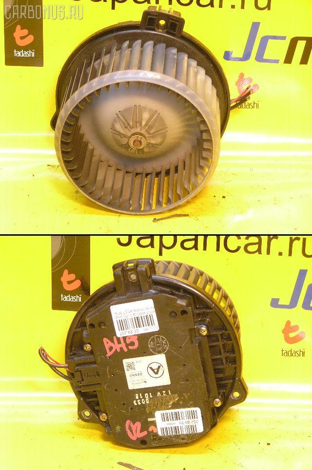 Мотор печки SUBARU LEGACY WAGON BH5. Фото 4