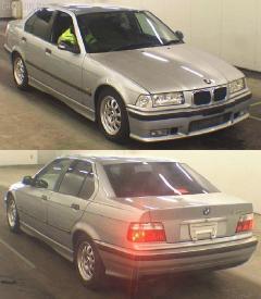 Радиатор кондиционера BMW 3-SERIES E36-CB62 M52-206S3 Фото 2