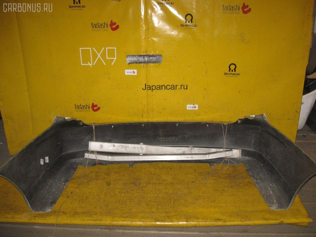 Бампер TOYOTA MARK II BLIT JZX110W. Фото 5