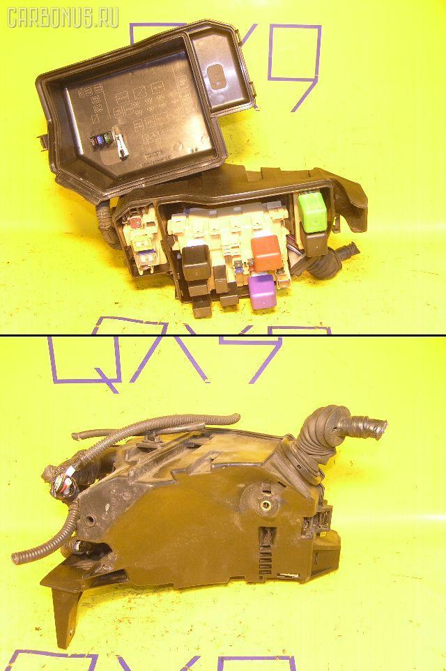 Блок предохранителей TOYOTA MARK II GX100 1G-FE. Фото 5