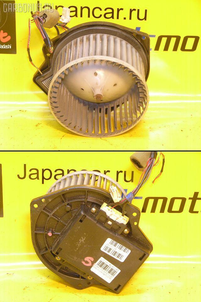 Мотор печки SUBARU FORESTER SF5. Фото 5