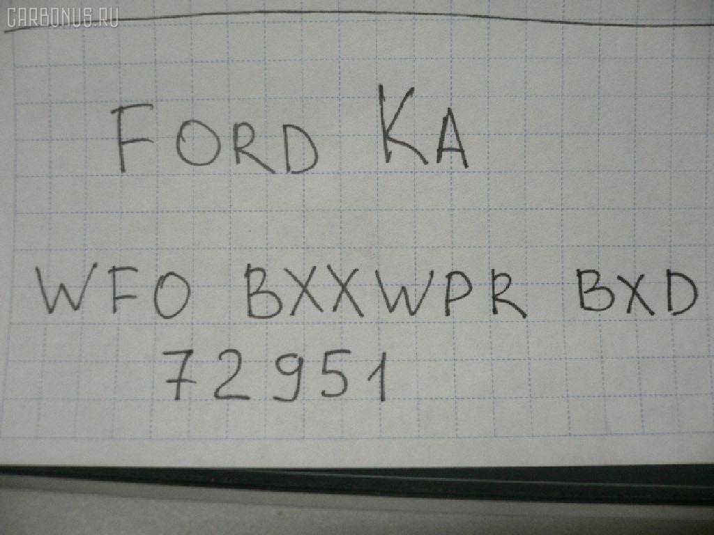 Радиатор кондиционера FORD KA WF0BJ4 J4 Фото 3