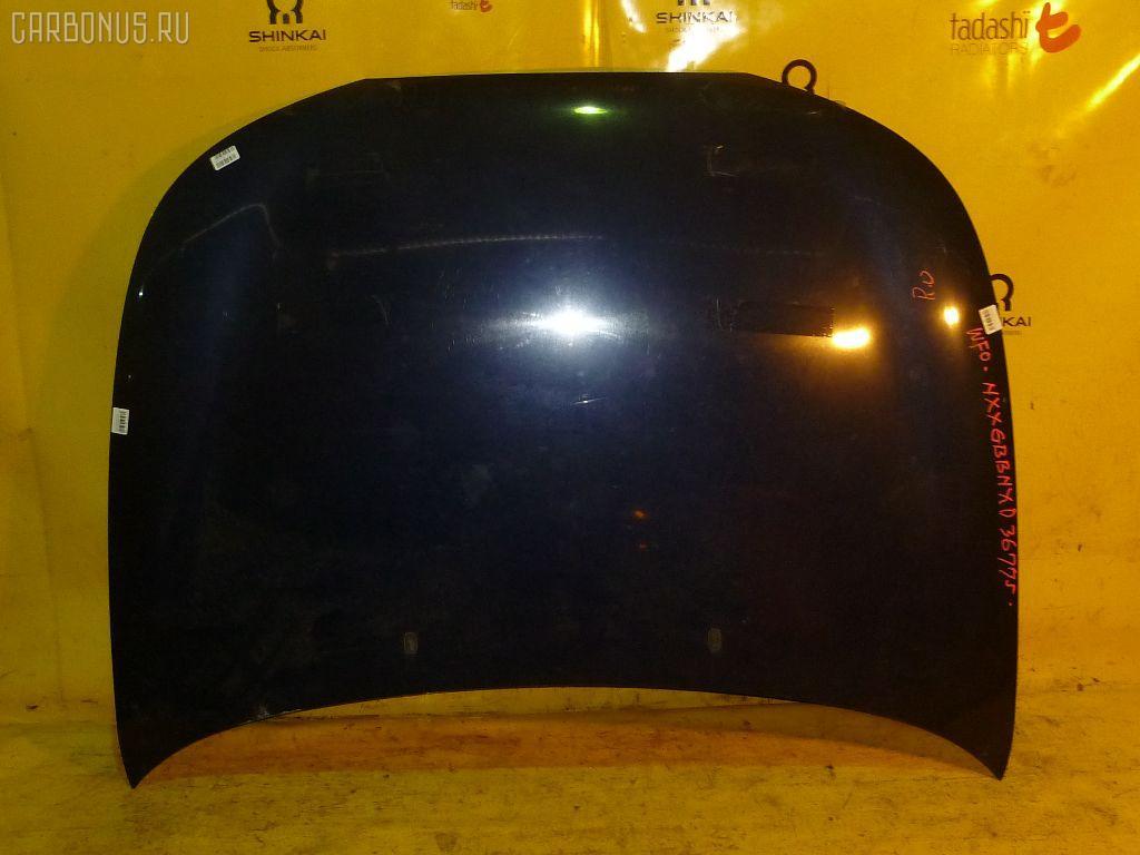 Капот Ford Mondeo ii WF0NNG Фото 1