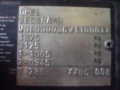 Фара OPEL VECTRA B W0L000036 Фото 3