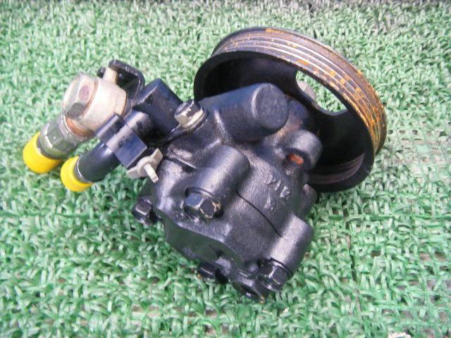 Гидроусилителя насос NISSAN CEFIRO A32 VQ20DE. Фото 5