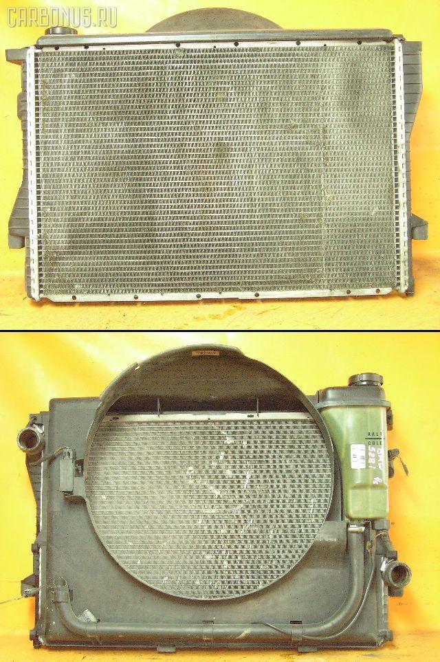 Радиатор ДВС BMW 5-SERIES E39-DD25 M52-256S3. Фото 3