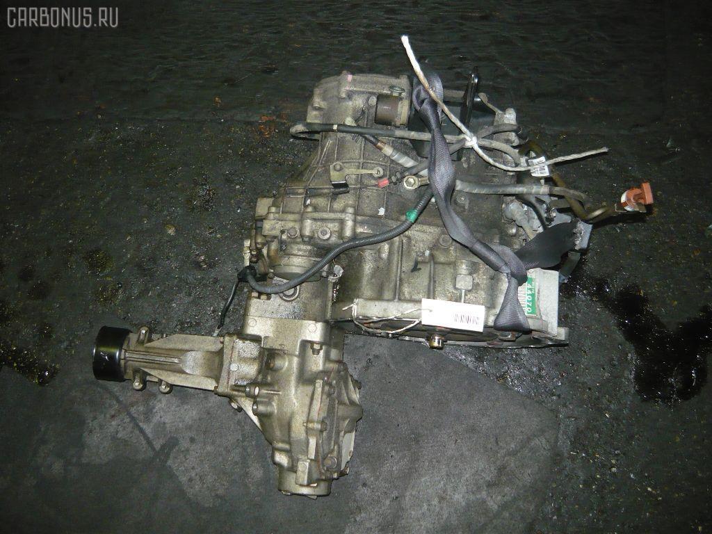 КПП автоматическая TOYOTA NADIA SXN15 3S-FE. Фото 2