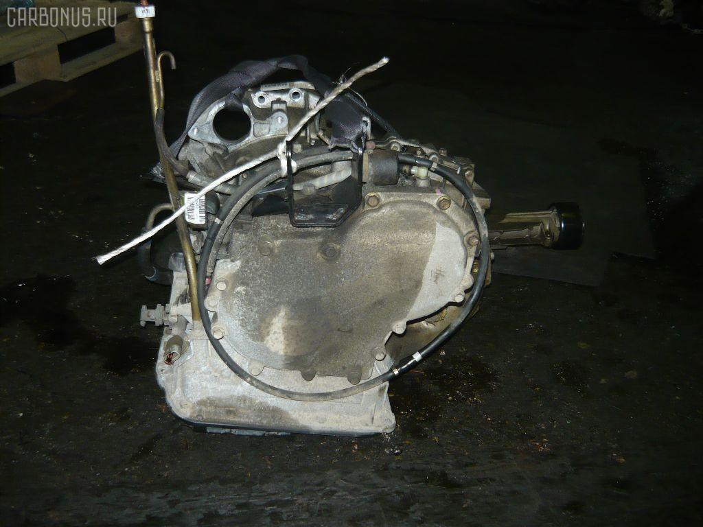 КПП автоматическая TOYOTA NADIA SXN15 3S-FE. Фото 4