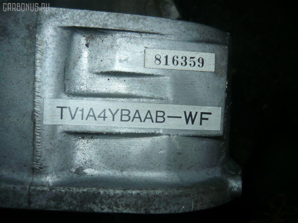 КПП автоматическая SUBARU LEGACY B4 BE5 EJ206-TT. Фото 7