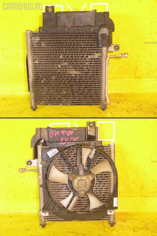 Радиатор кондиционера MAZDA DEMIO DW5W B5. Фото 3