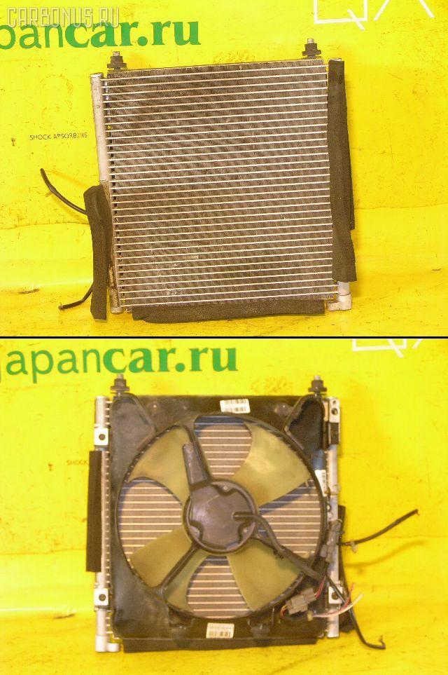Радиатор кондиционера HONDA PARTNER EY7 D15B. Фото 2