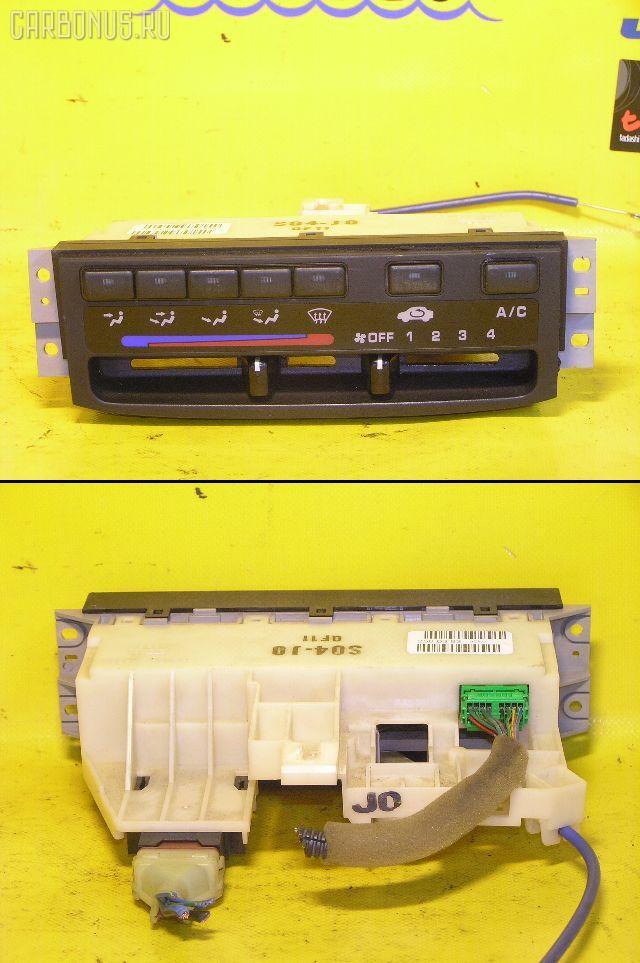 Блок управления климатконтроля HONDA PARTNER EY7 D15B. Фото 1