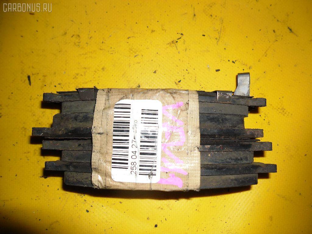 Тормозные колодки NISSAN AD VAN VFY11 QG15DE. Фото 1