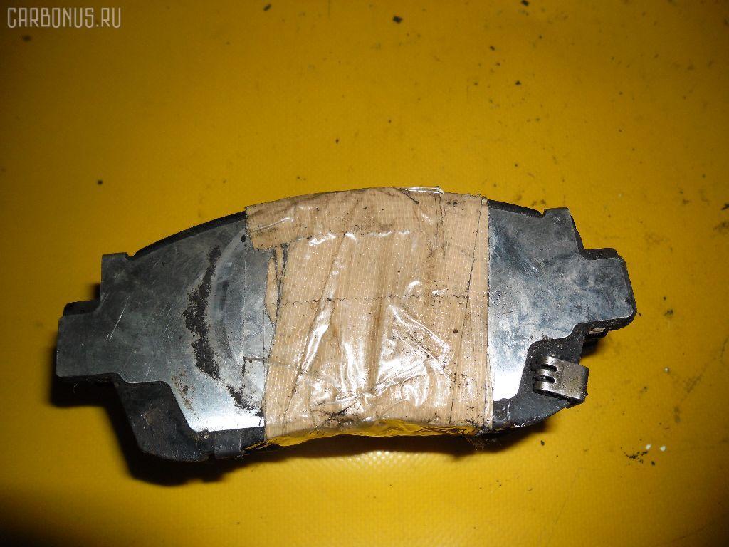 Тормозные колодки TOYOTA JZX100 1JZ-GE. Фото 1